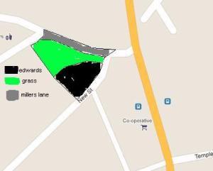 millers lane plot